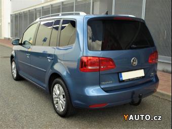 Prodám Volkswagen Touran 1.6 TDI DSG Life - WEBASTO