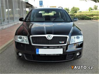 Prodám Škoda Octavia VRS 2.0 TFSI - VÝHŘEV, NAVI