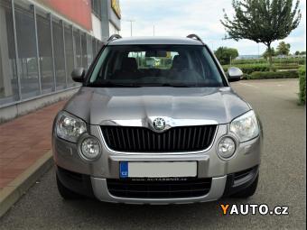 Prodám Škoda Yeti 1.2 TSI 77 kW ALU 17, SERVISKA