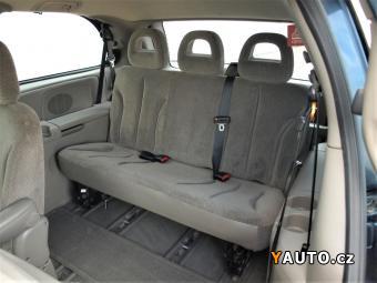 Prodám Chrysler Grand Voyager 2.5L CRD 7 MÍST, TAŽNÉ