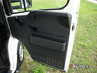 Prodám Fiat Ducato 140 tis. km - 4 MÍSTA