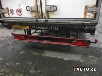 Prodám Schwarzmüller KOS T 3, E s přepážkou
