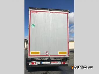 Prodám Kögel SN 24 LOW DECK