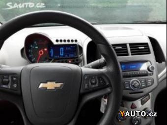 Prodám Chevrolet Aveo