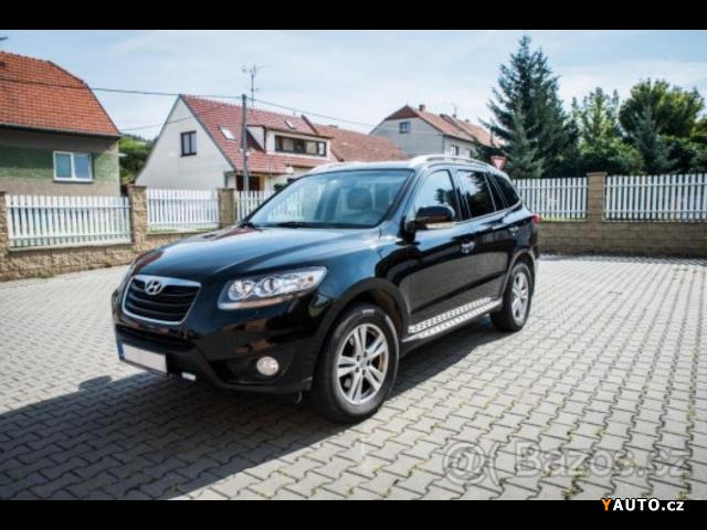 Prodám Hyundai Santa Fe Premium