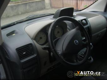 Prodám Fiat Scudo Panorama