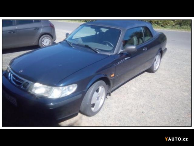 Prodám Saab 9-3 cabrio