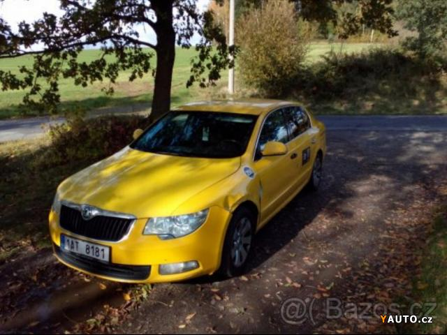 Prodám Škoda Superb DSG