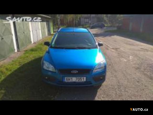 Prodám Ford Focus 1.6 Duratec Ti-VCT Trend
