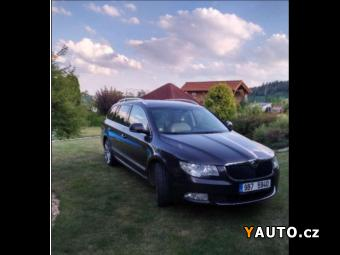 Prodám Škoda Superb Combi TDi 4X4