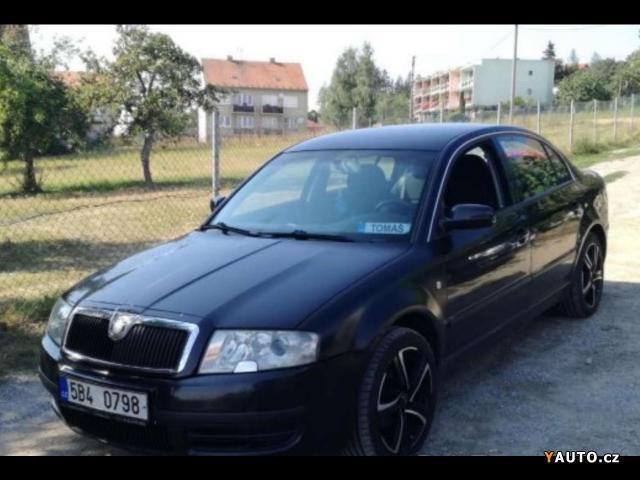 Prodám Škoda Superb