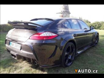 Prodám Porsche Panamera 4S MANSORY
