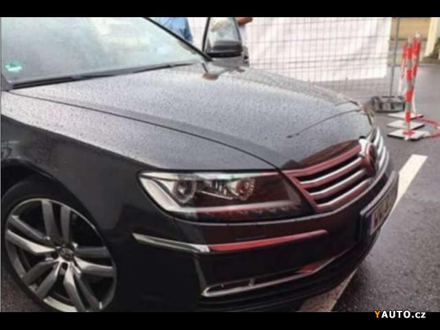 Prodám Volkswagen Phaeton