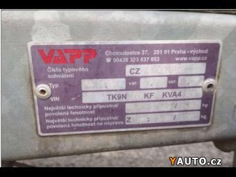 Prodám Vapp PPV 1.65. CENA DOHODOU
