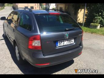 Prodám Škoda Octavia Facelift s paradní výbavou