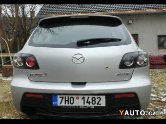 Prodám Mazda 3 MPS TURBO