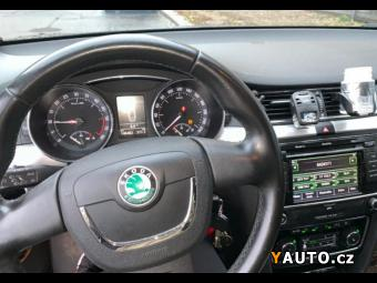Prodám Škoda Superb Elegance