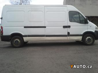 Prodám Opel Movano 2, 5CDTI L3H2