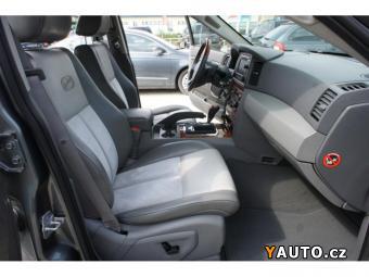 Prodám Jeep Grand Cherokee 3.0 CRD 160 Kw OVERLAND Původ