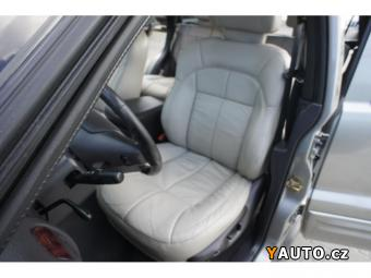Prodám Jeep Grand Cherokee 4.7 V8 LPG Kw 164 Kw LIMITED P