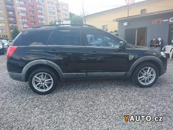 Prodám Chevrolet Captiva 2.0CD, ČR, PLNÝ SERVIS, ZÁRUKA KM
