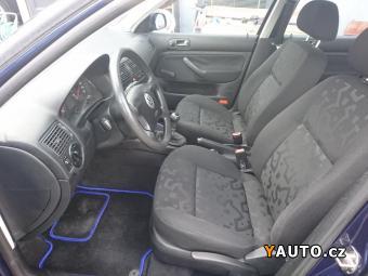 Prodám Volkswagen Golf 1.4i, KLIMA, EKO ZAPL. BEZ KOROZE