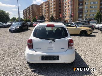 Prodám Nissan Micra 1.2i, KLIMA, 51tis. km ZÁRUKA KM