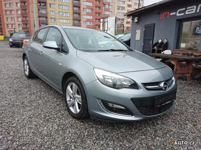 Prodám Opel Astra 1.7CDTi, LED, ZÁRUKA KM, ALU17