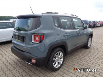 Prodám Jeep Renegade 1,6Mjet-Limited-NAVI