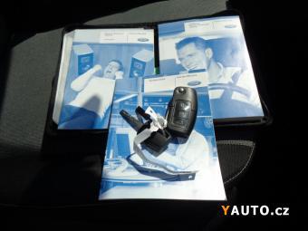 Prodám Ford Focus 1,6i 16V-74KW-SERVISKA