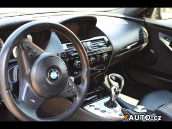 Prodám BMW M6 CZ