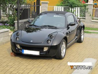 Prodám Smart Roadster 0.7 Cabrio