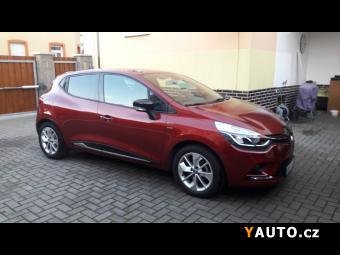 Prodám Renault Clio 1.2 LIMITED, *NAVI* ČR, 1. m