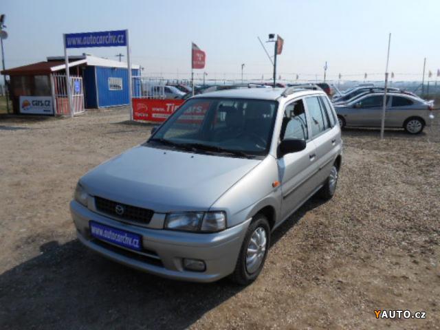 Prodám Mazda Demio 1,3 53kw KLIMA