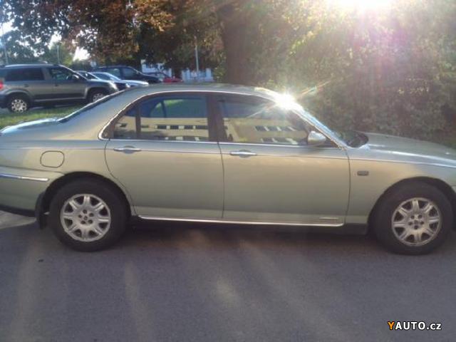 Prodám Rover 75 2.5 V6