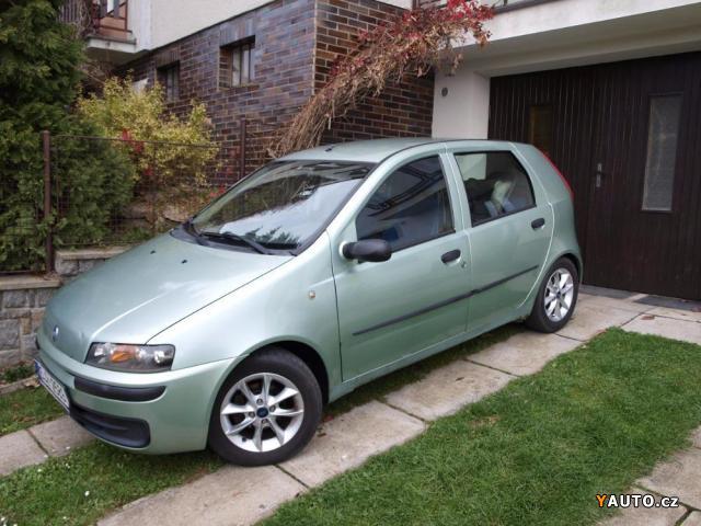 Prodám Fiat Punto 1.2