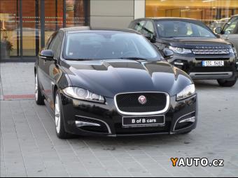 Prodám Jaguar XF 3,0 d V6 177kW R-Sport DPH