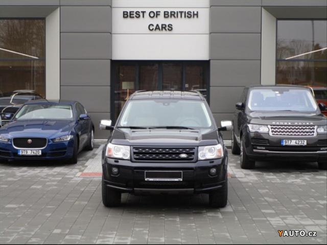 Prodám Land Rover Freelander 2,2 E aut.