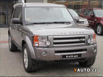 Prodám Land Rover Discovery 2,7 TDV6, HSE, 1. Majitel, 7-míst