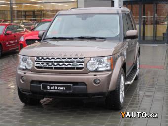 Prodám Land Rover Discovery 3,0 SDV6, HSE, 1. Maj, DPH, 7-míst