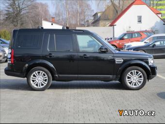 Prodám Land Rover Discovery 3,0 SDV6, HSE, 1. Maj, ČR, DPH