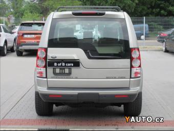 Prodám Land Rover Discovery 3,0 SDV6, HSE, 7-míst, 1. Maj, DPH