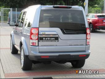 Prodám Land Rover Discovery 3,0 TDV6, HSE, 2. Maj, DPH