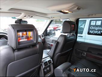 Prodám Land Rover Range Rover 3,6 TDV8, Vogue, 1Maj, DPH