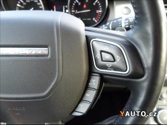 Prodám Land Rover Range Rover Evoque 2,2 TD4, 2. Maj, ČR, DPH