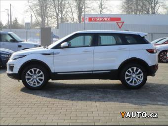 Prodám Land Rover Range Rover Evoque 2,0 TD4, 1. Majitel, DPH, Záruk