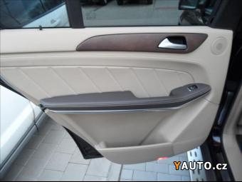 Prodám Mercedes-Benz GL 4,7 500, 1. Maj, ČR, DPH, 7-míst