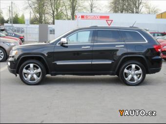 Prodám Jeep Grand Cherokee 5,7 V8 HEMI, LPG, OVERLAND