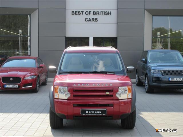 Prodám Land Rover Discovery 2,7 TDV6, S, 2. Maj, DPH