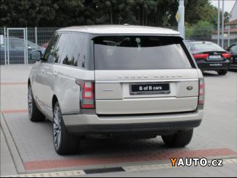 Prodám Land Rover Range Rover 4,4 SDV8, 1. maj, Autobiography